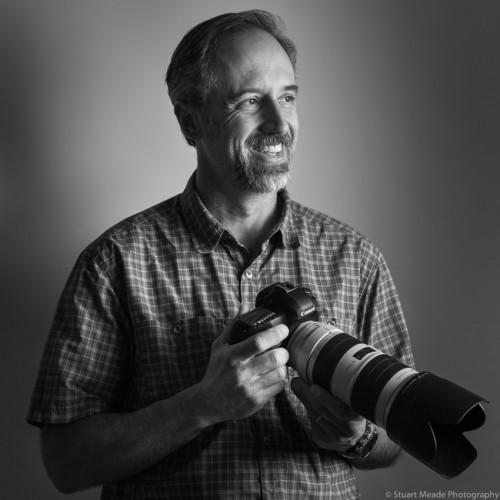 Photographer Stuart Meade