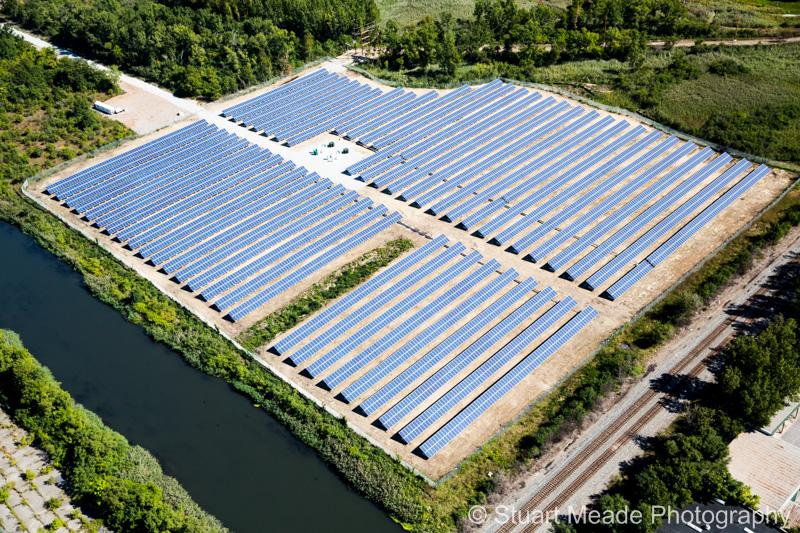 solar aerial