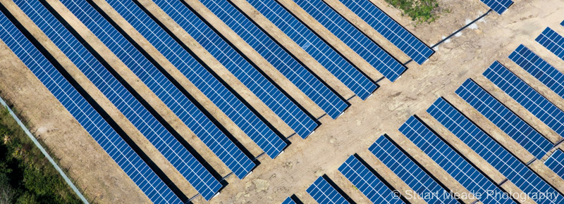 Close up Solar