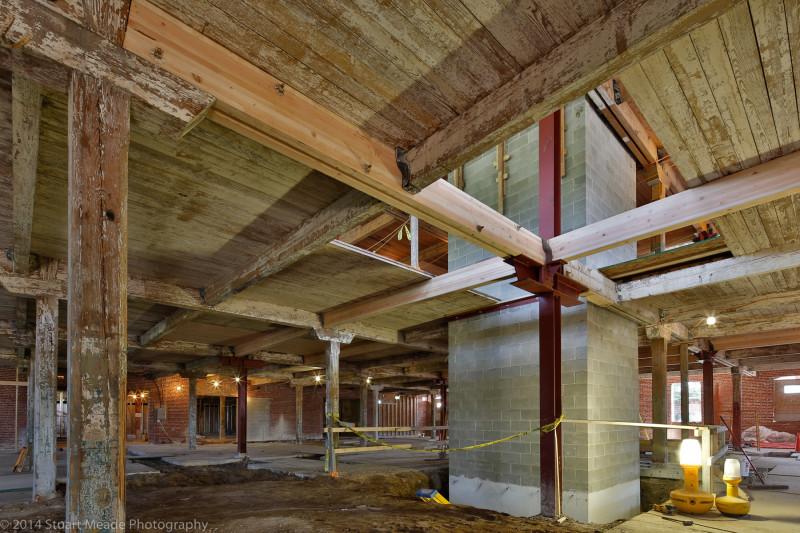 Hawks Building Goshen