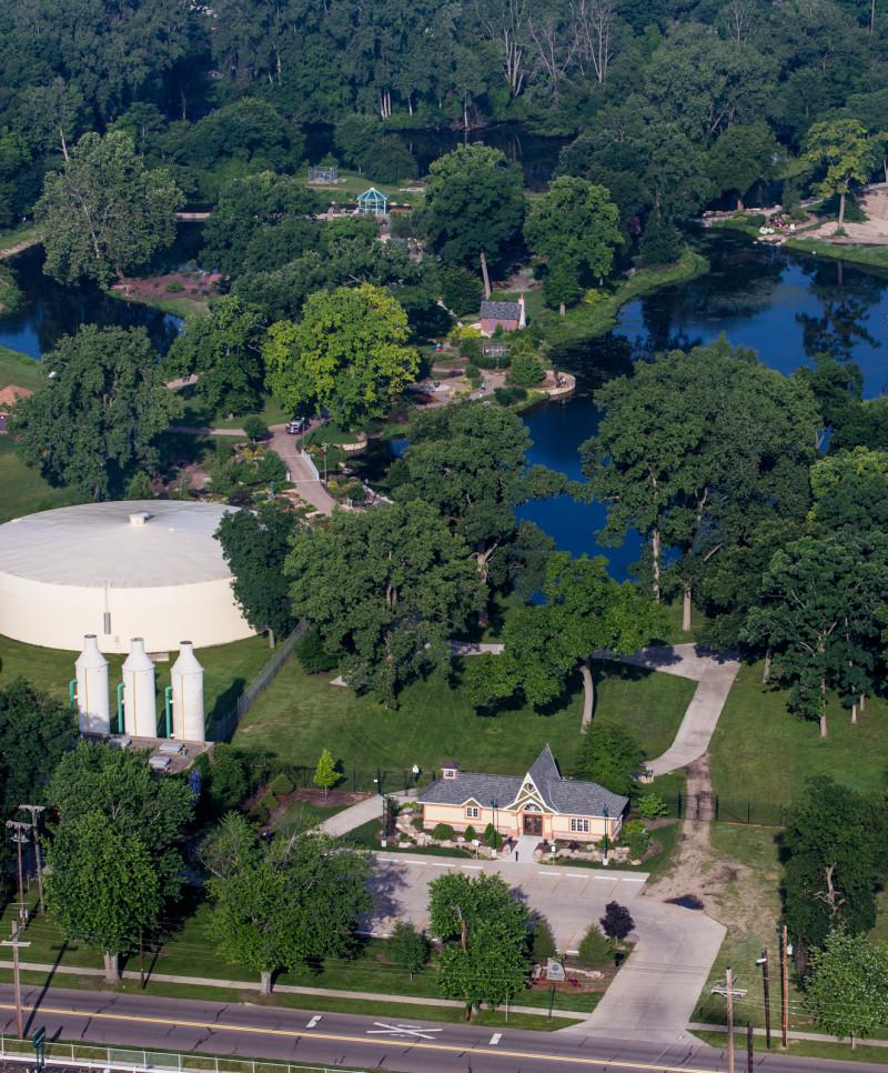 Elkhart Botanic Garden