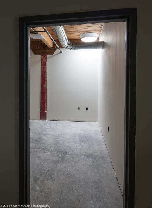 Light Tube in Second Floor Bedroom