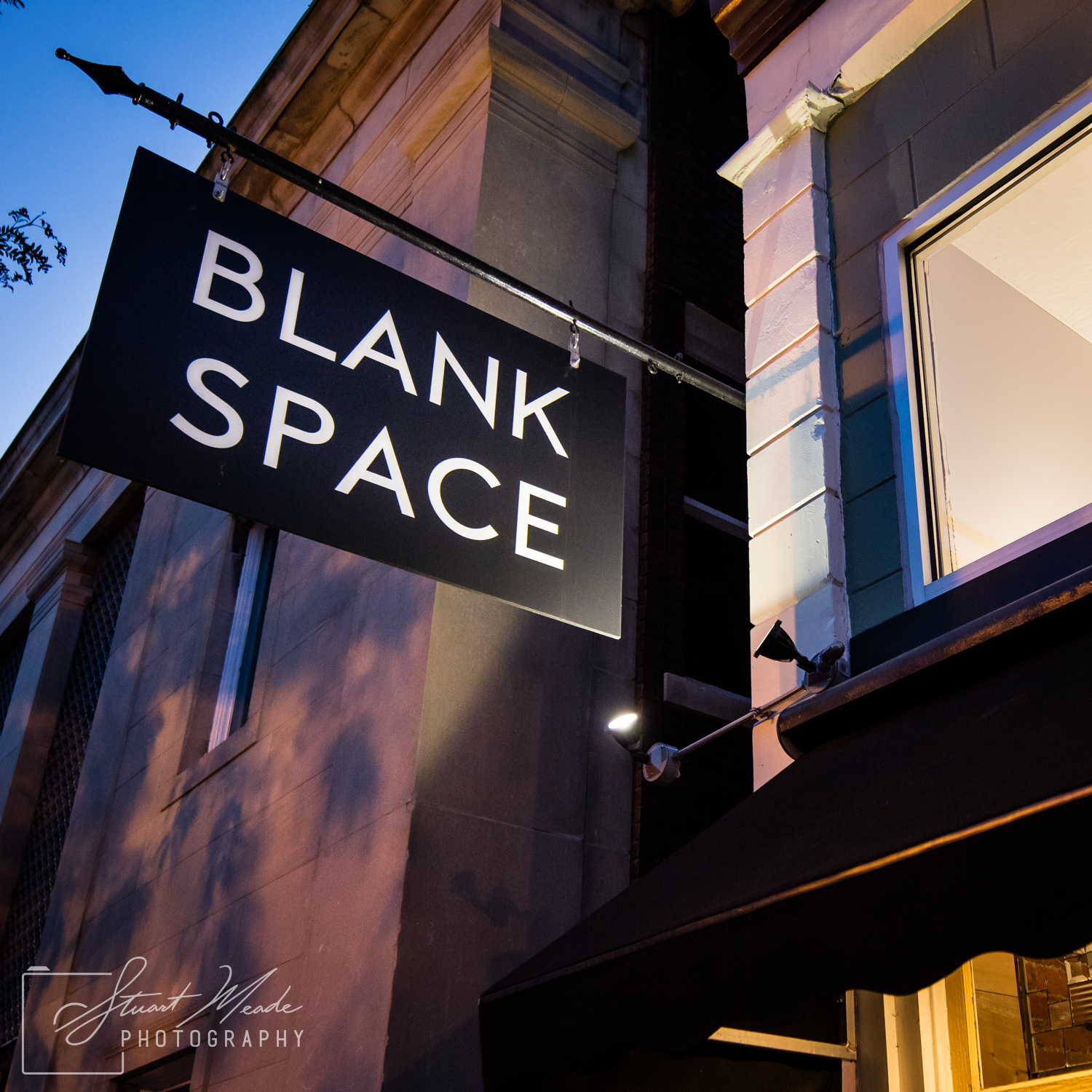 Blank Space: Blank Space And Event Space In Goshen