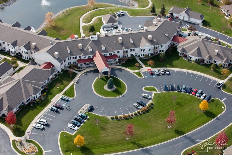 Goshen Aerial Photo